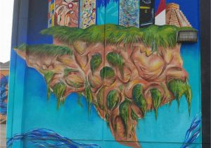 Mural Painters In Houston Houston Texas City Mural Located at Talento Bilingue De Houston