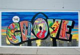 Mural Painters Near Me New Paint by Numbers Mural A Big Hit at Grove Fest 5 Medical Center
