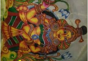 Mural Painting On Fabric 758 Best Kerala Mural Images