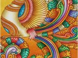 Mural Painting On Fabric Mural Painting Design 6 Art & Utilities Pinterest