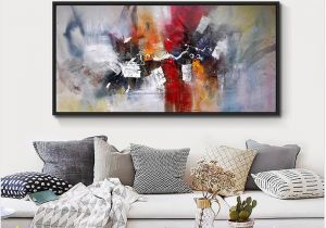Mural Painting Prices 2017 Hand Painted Large Size Abstract Wall Art Canvas Mural