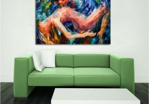 Mural Painting Prices 2019 Lovers Nude Y Wall Art Hand Painted Oil Painting Nude Women
