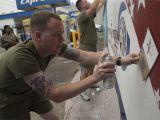 Mural Painting Seattle File Marine Week Seattle Mural Painting M St079 004