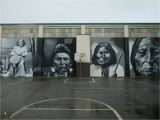 Mural Painting Seattle Mural Of Chief Seattle Chief Joseph Geronimo and Sitting Bull