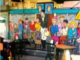 Mural Painting Seattle O Ambiente Externo Picture Of Maximilien Seattle Tripadvisor