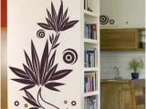 Mural Painting Wall Sticker Wall Sticker Floral In 2019