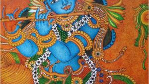 Mural Paintings for Sale Krishna Mural Painting Krishna Kerala Murals