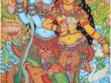 Mural Paintings Of Lord Krishna 1013 Best Kerala Mural Paintings Images In 2019