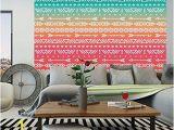 Mural Wall Art Decor Amazon sosung Arrow Decor Huge Wall Mural Colored