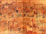 Mural Wall Korean War Memorial Shaolin Temple Mural In China