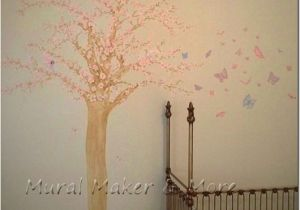 Murals for Baby Girl Nursery Enchanted Garden Baby Advice Pinterest