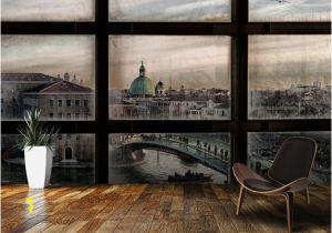 Murals for Windows Venice Window Wall Mural