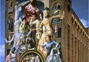 Murals Of Philadelphia Mural In Philadelphia by Meg Saligman