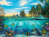 Murals Your Way.com Paradise Found Mural David Miller Murals Your Way