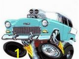 Muscle Car Wall Murals 9 Best Muscle Car Cartoons Images