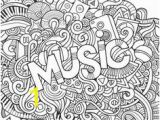Music is My Life Coloring Pages Music is My Life Coloring Page Coloring