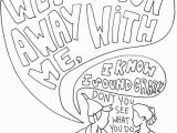 Music is My Life Coloring Pages somewhere In Neverland All Time Low