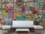 Music themed Wall Murals Music Murals Homey Pinterest