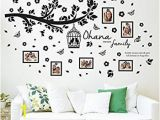 My Family Tree Wall Mural Walplus Wall Stickers Ohana Family Tree Wall Art Murals Removable