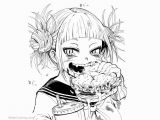 My Hero Academia Coloring Pages Printable My Hero Academia Coloring Pages Hand Drawing Free