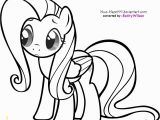 My Little Pony Cartoon Coloring Pages My Little Pony Fluttershy Coloring Pages