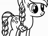 My Little Pony Cartoon Coloring Pages Pony Cartoon My Little Pony Coloring Pages with Images