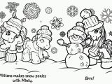 My Little Pony Christmas Coloring Pages My Little Pony Christmas Coloring Pages