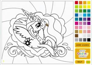 My Little Pony Color Pages Luxury Pony Coloring Pages Coloring Pages