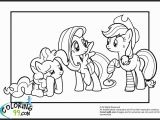 My Little Pony Coloring Pages Printable Pinkie Pie Fluttershy and Apple Jack