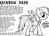 My Little Pony Cutie Mark Crusaders Coloring Pages Rainbow Dash Cutie Mark Coloring Page