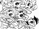My Little Pony Pictures Coloring Pages My Little Pony Coloring Pages