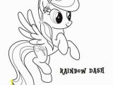 My Little Pony Rainbow Dash Coloring Pages My Little Pony Friendship is Magic Coloring Pages Fresh Coloring