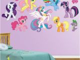 My Little Pony Wall Mural My Little Pony Collection for the Home Pinterest