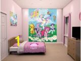 My Little Pony Wallpaper Mural Children S Wall Murals