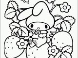 My Melody Coloring Pages Kawaii Colouring Pages – Pusat Hobi