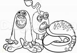 My Singing Monsters Coloring Pages Black and White 18elegant My Singing Monsters Coloring Book Clip Arts & Coloring Pages
