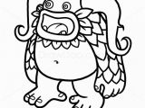 My Singing Monsters Printable Coloring Pages Coloring Pages Singers at Getdrawings