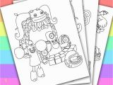 My Singing Monsters Printable Coloring Pages Digital Instant Download Printable Coloring Page This