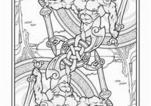 Mythical Coloring Pages for Adults 161 Best norse Colouring Pages Images On Pinterest
