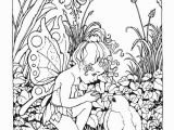 Mythical Creature Fairy Coloring Pages for Adults Download or Print This Amazing Coloring Page Mythical