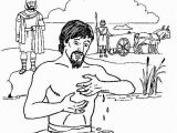 Naaman and the Servant Girl Coloring Pages Bible Story Naaman