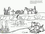 Naaman and the Servant Girl Coloring Pages Naaman and the Servant Girl Coloring Pages Naaman the