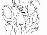 Naruto Coloring Pages Nine Tailed Fox Naruto Nine Tailed Fox Cloak Coloring Pages Coloring Pages