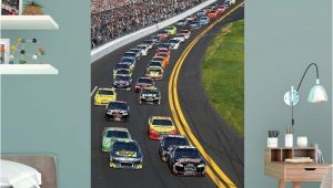 Nascar Wall Murals Fathead Daytona International Speedway Pack Wall Mural 17