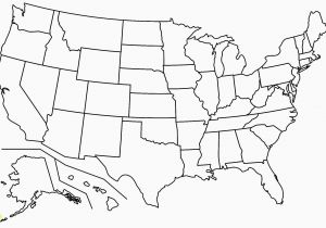 National Geographic Coloring Pages United States Map Printable Blank Valid United States Map Printable