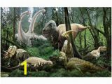 National Geographic Dinosaur Wall Mural 13 Best Bedroom Images