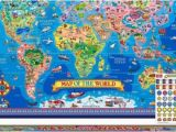National Geographic Executive World Map Wall Mural 37 Eye Catching World Map Posters You Should Hang