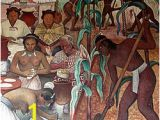 National Geographic Murals Mexican Art
