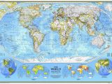National Geographic World Map Wall Mural 48 ] Maps as Wallpaper On Wallpapersafari
