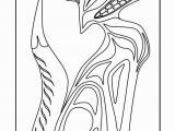 Native American Coloring Pages for Preschoolers Coloring Pages Pacific northwest Native American Art